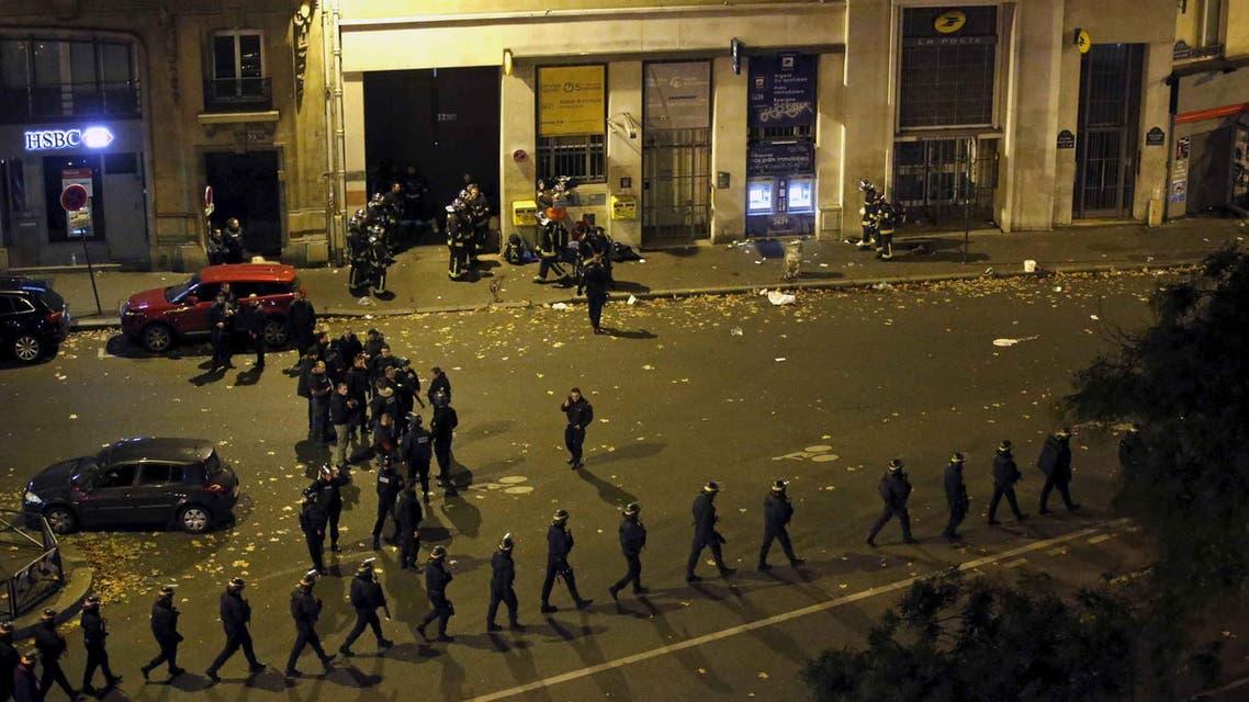 Horror in Paris