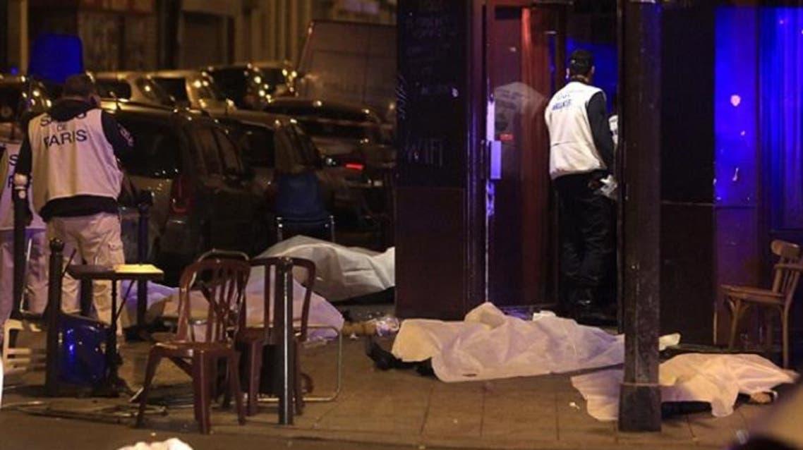 وحدثت هجمات باريس الارهابية  الجمعة 13 نوفمبر الذي بدأ بيوم أحد