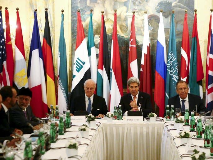 مؤتمر فيينا.. توافق على بدء عملية سياسية في يناير