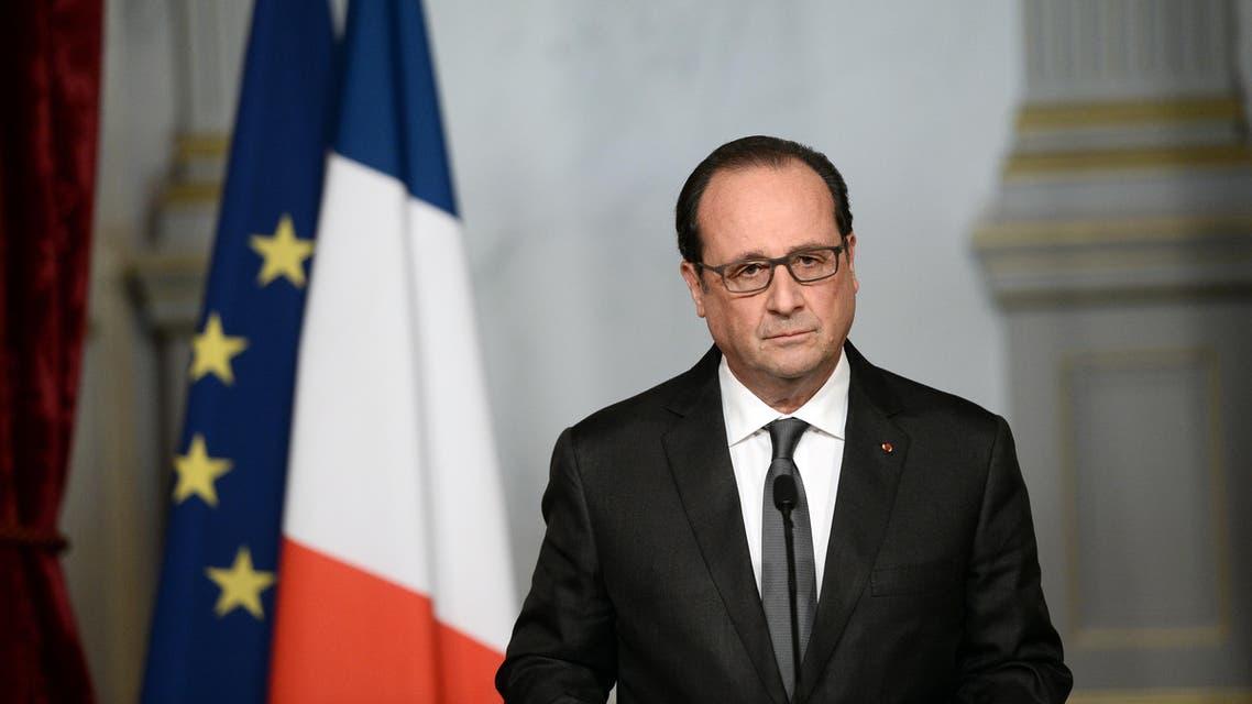 الرئيس الفرنسي فرانسوا هولاند هولند اولاند اولند