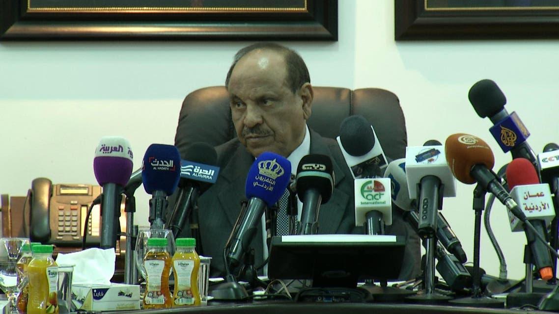 وزير الداخلية الأردني سلامة حماد