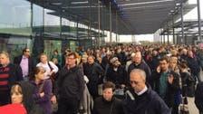 اعتقال فرنسي مسلح في مطار غاتويك في لندن