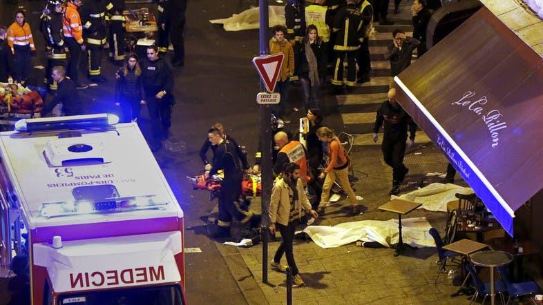 Arab states condemn 'terrorist' Paris attacks - Al Arabiya