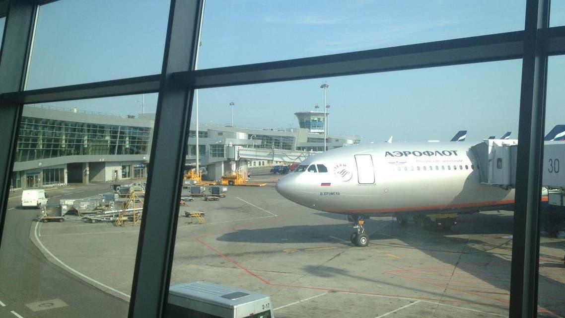 مطار - موسكو