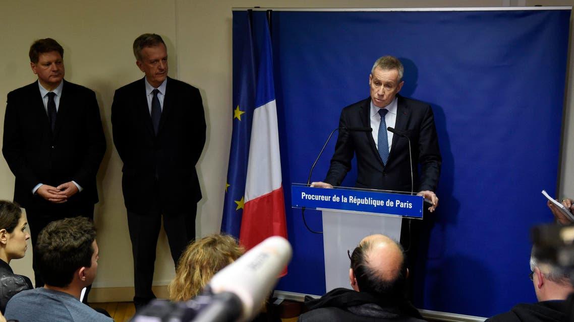 المدعي العام الفرنسي
