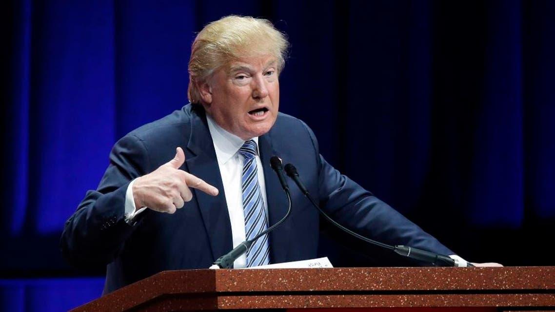 Donald Trump, Paris Attack | AP