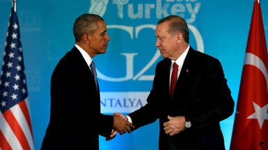 أوباما وأردوغان سيعقدان محادثات غير رسمية