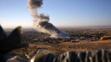 Yazidis burn Muslim homes in Iraq's Sinjar, witnesses say