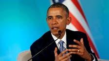 صدر اوباما: داعش مخالف جنگ کو ''دُگنا'' کرنے کا عزم