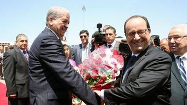 فرنسا تطالب الجزائر بتعزيز الأمن لحماية مصالحها