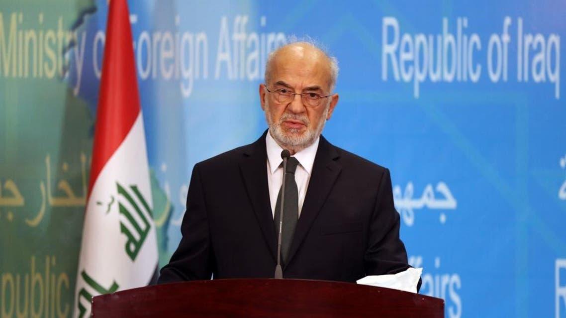 Ibrahim al-Jaafari, of Iraq,   AP