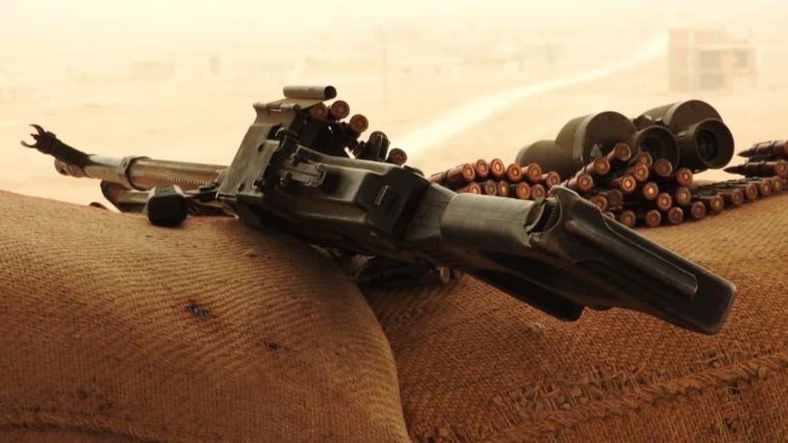سلاح ذخائر سوريا