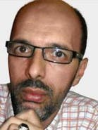 <p>كاتب مغربي</p>