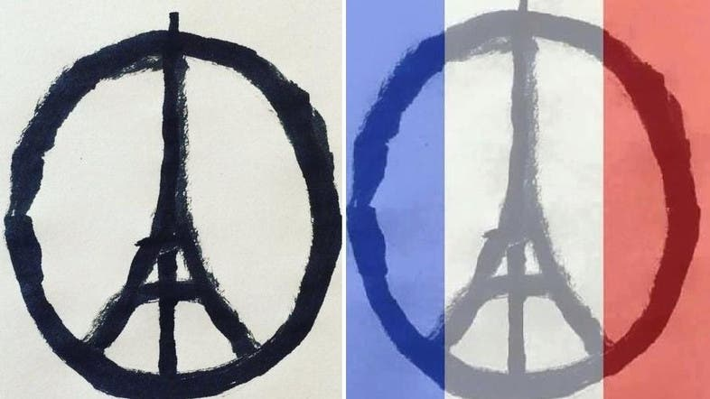 Peace For Paris Symbol Goes Viral Following Terror Attacks Al