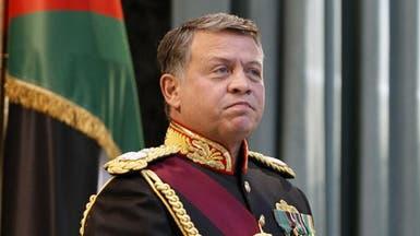 ملك الأردن يشيد بحرفية الجيش بتصديه لهجوم منطقة الركبان