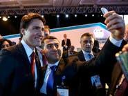 """قمة الـ20.. """"السيلفي"""" تطارد رئيس وزراء كندا الجذاب"""