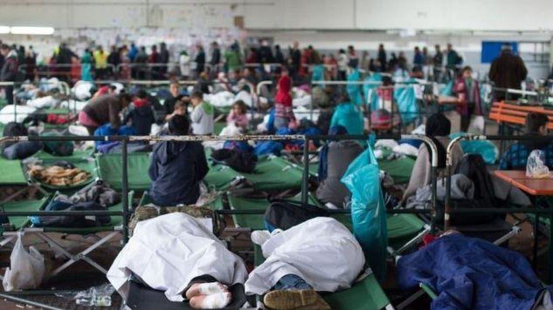 لاجئون في المانيا