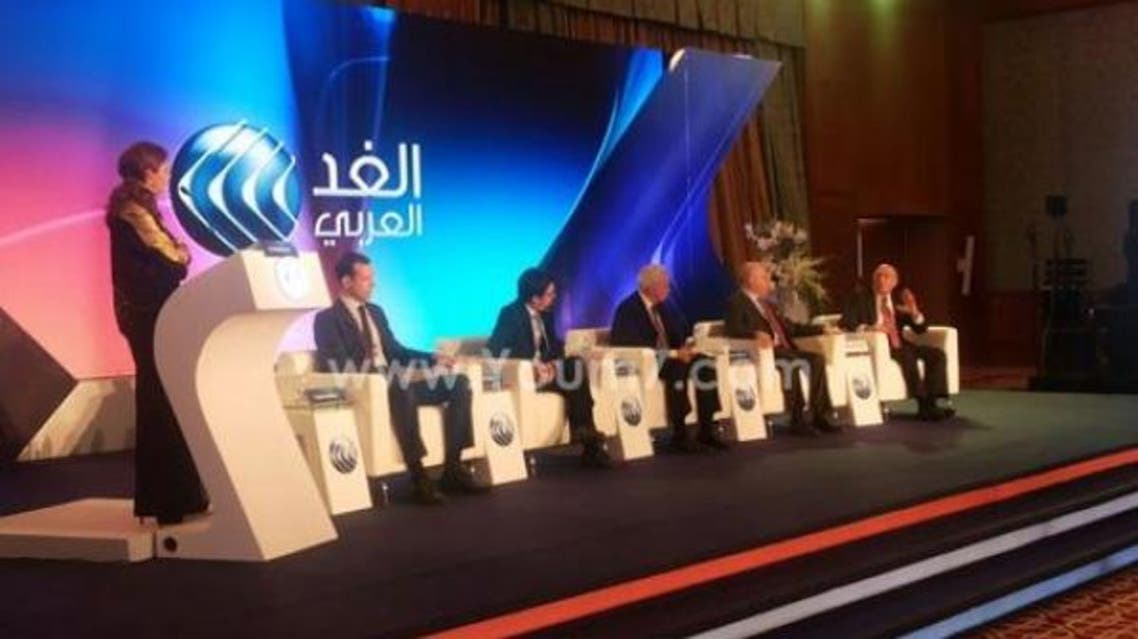 Al Ghad Al Arabi is the first pan-Arab news channel to broadcast from Egypt