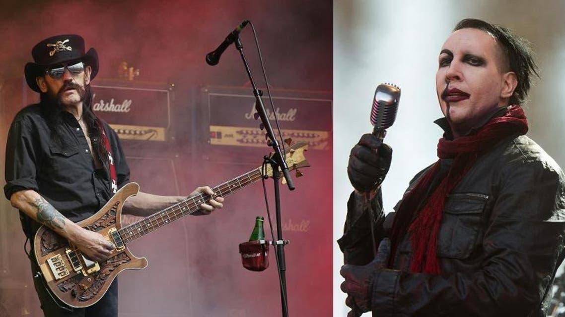 Motorhead, Marilyn Manson   AP