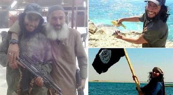 لقطات متنوعة لأباعود في سوريا، صياد سمك ورافع للراية، ومع داعشي صديق