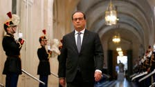 Hollande: We will eradicate terrorism