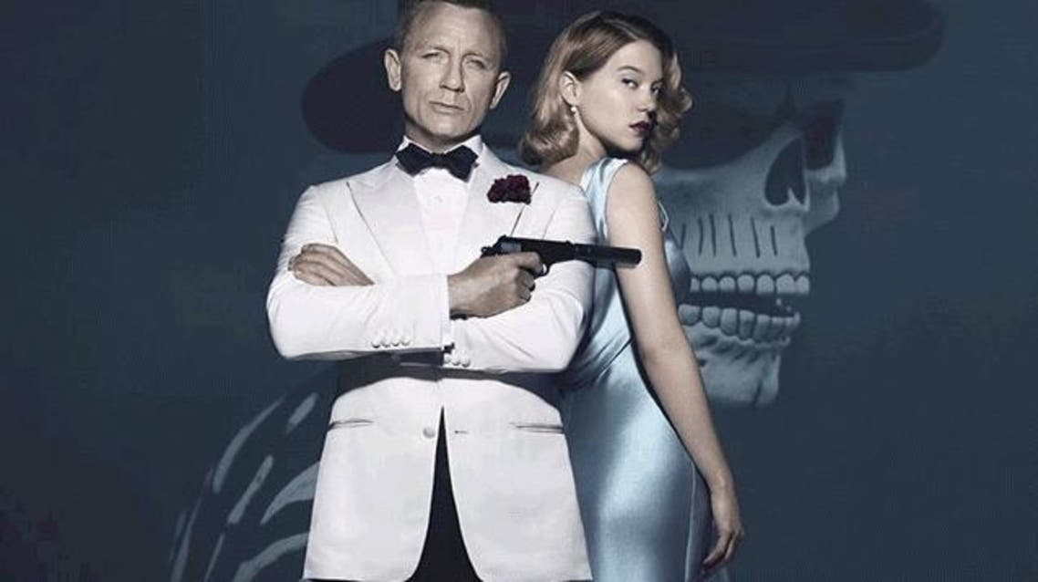 """James Bond is back on top, after """"Spectre"""" led the U.S. box office for the second weekend in a row"""