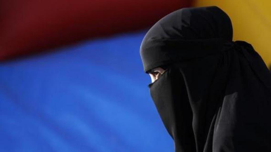 niqab reuters