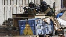 Palestinian fires at Israel troops, is shot dead