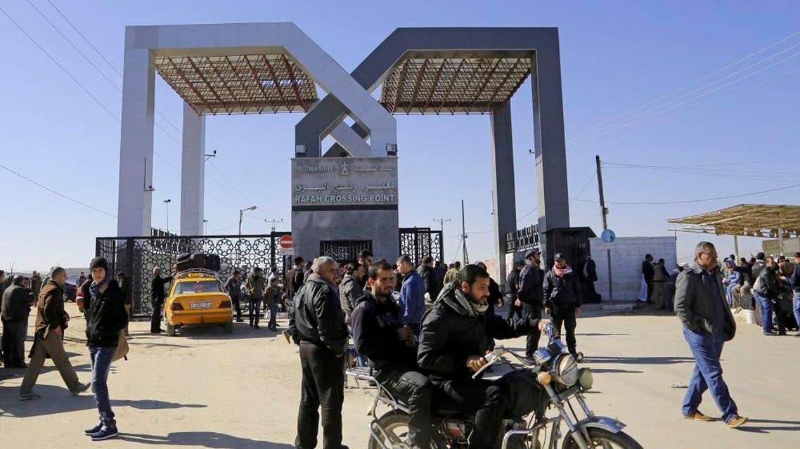 Mideast Palestinians Gaza Egypt | AP