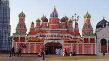 Russian pavilion makes debut at massive Dubai market