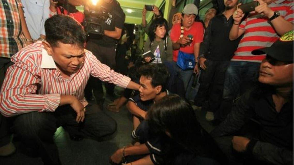Indonesian newlyweds 'dine' on alleged rapist's genitals