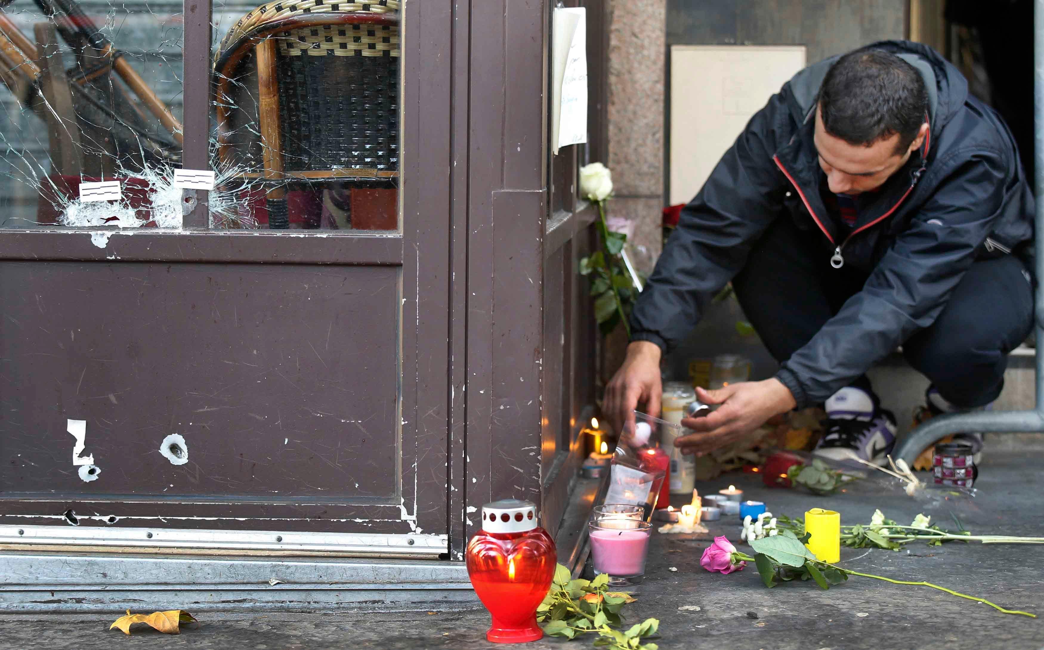 Paris attack aftermath