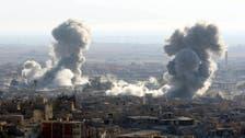 U.S., allies launch 23 air strikes against ISIS