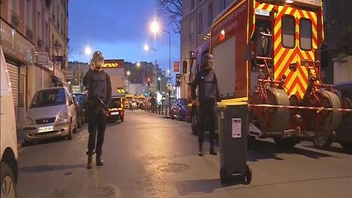 THUMBNAIL_ الشرطة الفرنسية تحاصر العقل المدبر لهجمات #باريس