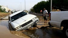 Torrential rain wreaks havoc in Jeddah and Makkah