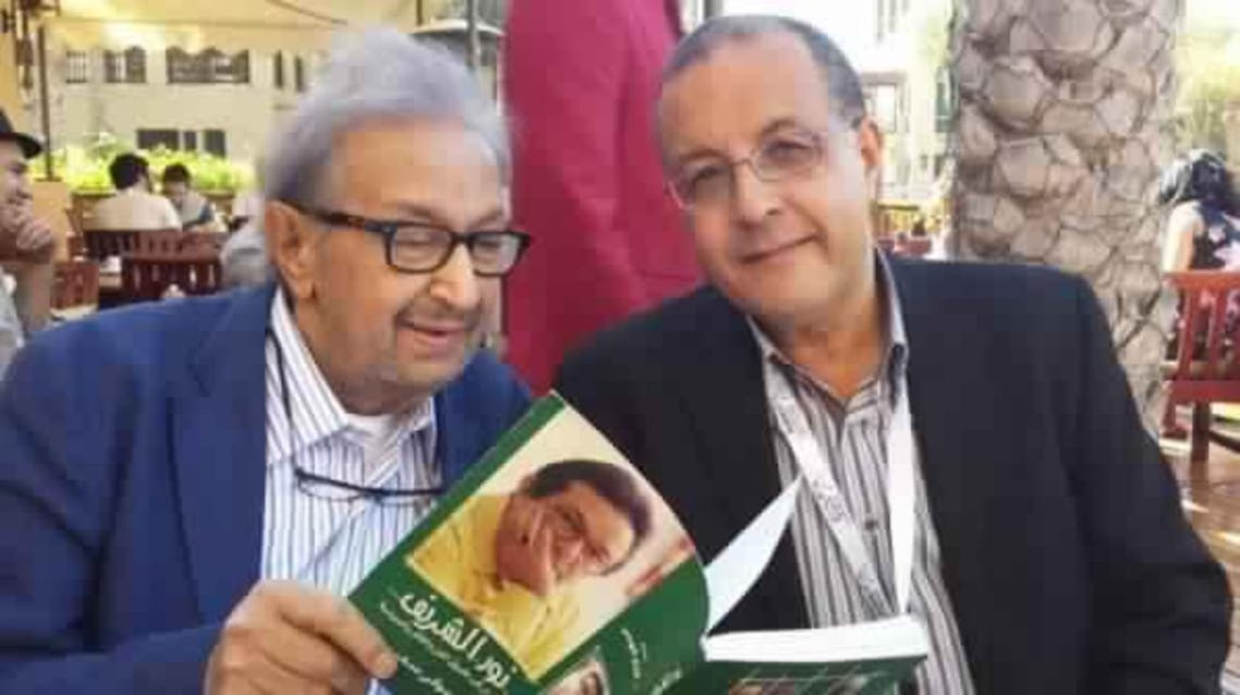 مصطفى المسناوي ونور الشريف