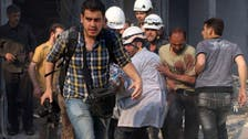 AFPTV Syria journalist wins UK award for Aleppo coverage