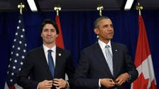 Trudeau tells Obama Canada will be 'strong' partner against ISIS
