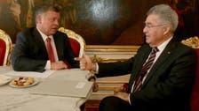 Vienna, Amman cast doubt on speedy Syria transition