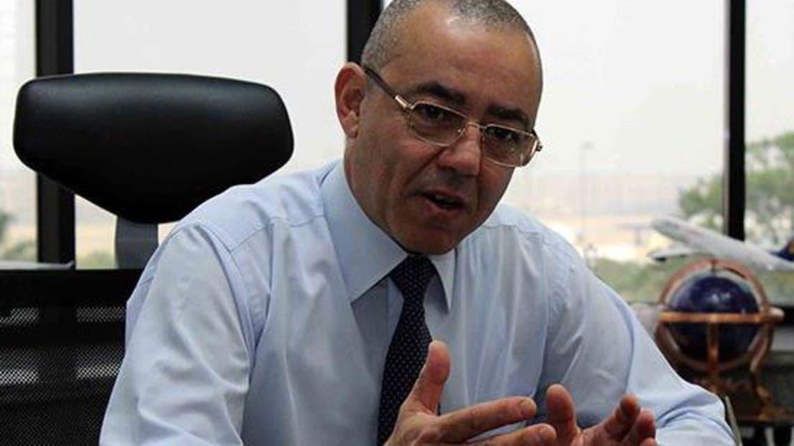 وزير الطيران المدني، الطيار حسام كمال