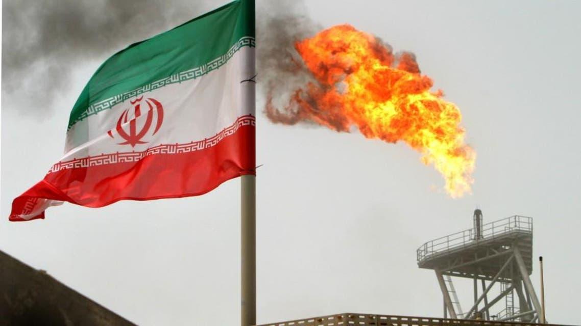نفط إيراني