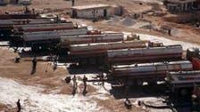 اتحادی فوج کے حملے، شام میں داعش کے 168 آئل ٹینکر تباہ
