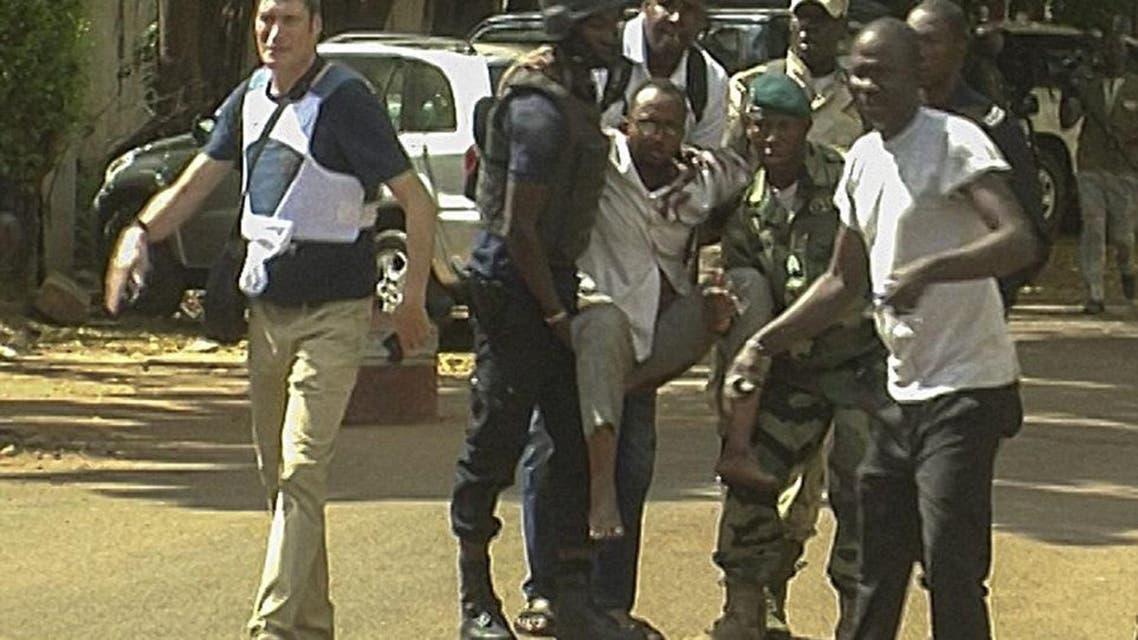 هجوم فندق راديسون في مالي