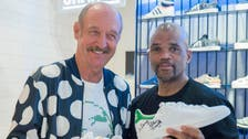 Tennis legends Stan Smith in Dubai for Sole DXB