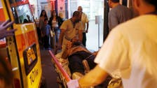 Four Israelis stabbed, wounded in attack