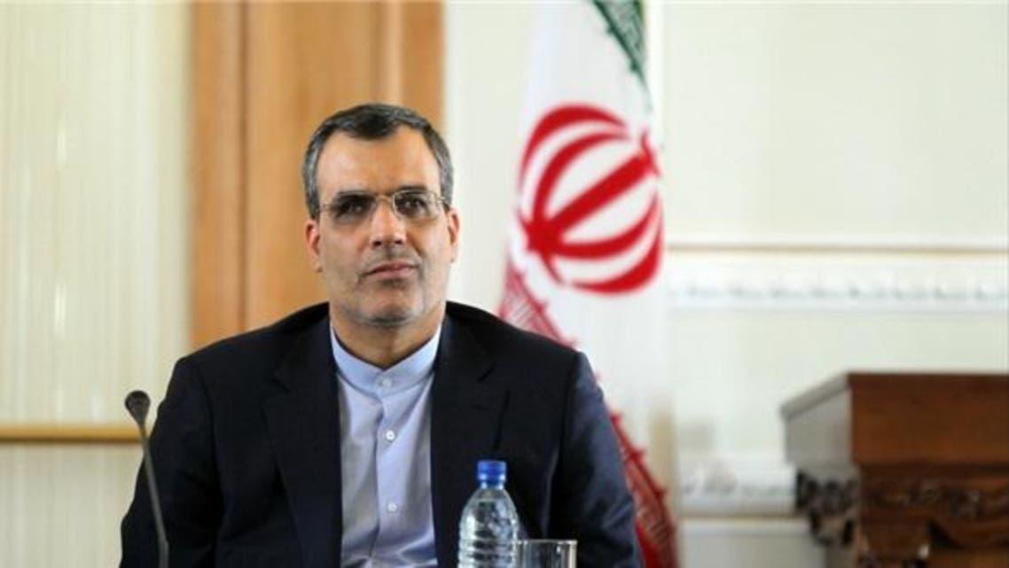 المتحدث باسم وزارة الخارجية الايرانية، حسين جابر أنصاري