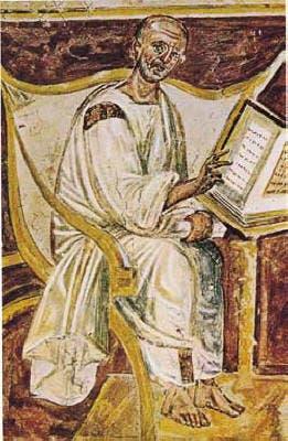 القديس أوغسطين 354 – 430