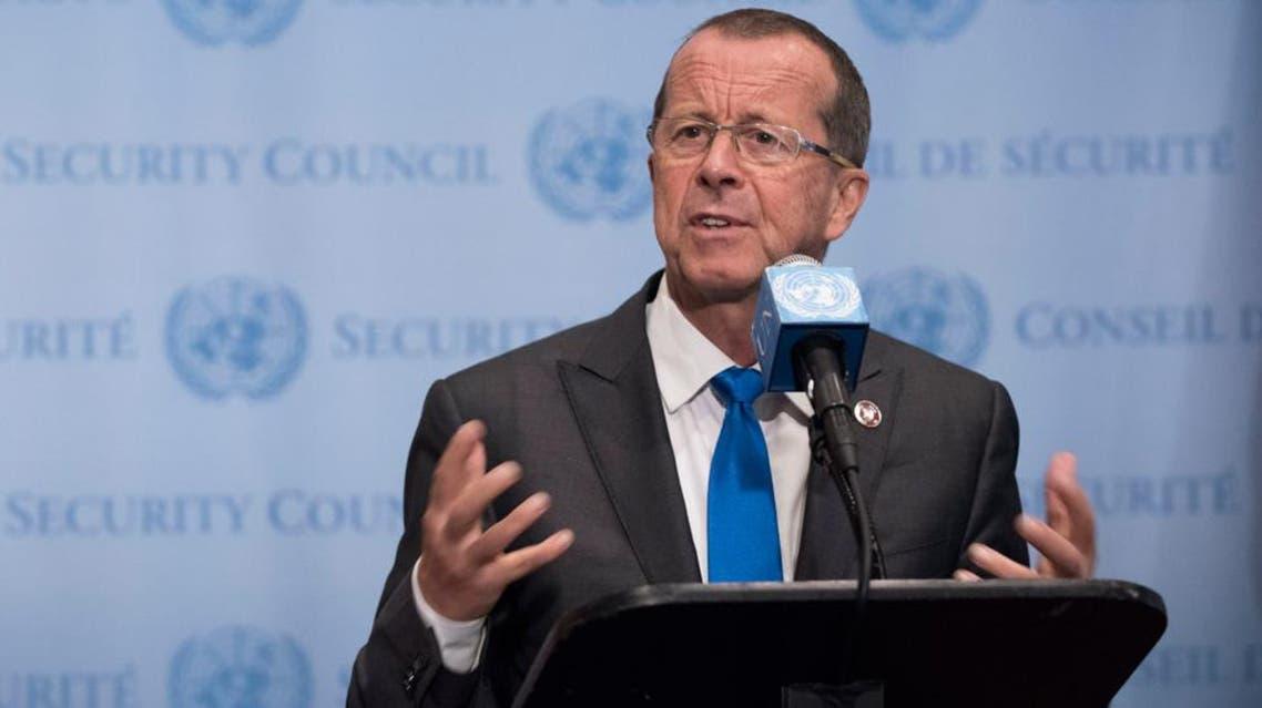 مارتن كوبلر المبعوث الأممي إلى ليبيا