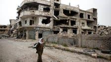 شامی فوج کا صوبہ حمص میں ایک قصبے اور گاؤں پر قبضہ