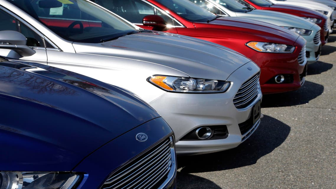 U.S INDUSTRY FORD FUSION
